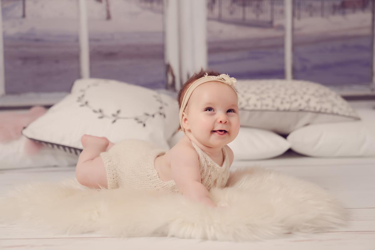Baby Fellboden