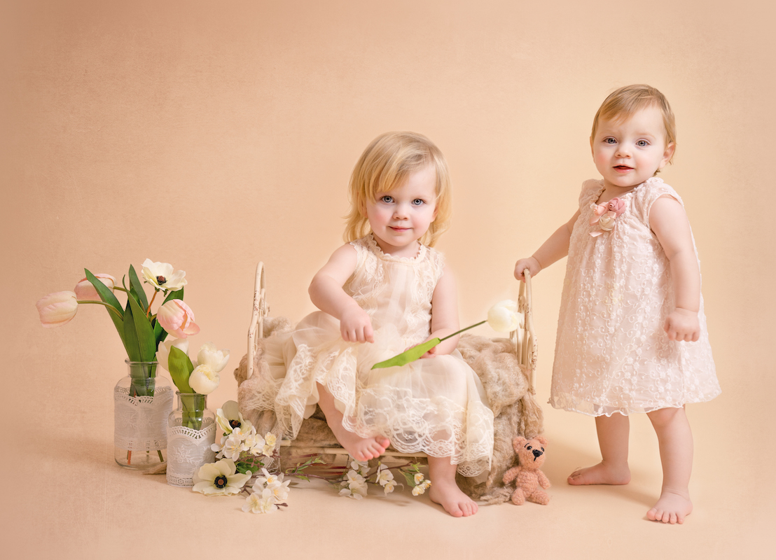 Babys - Kleinkinder Schwestern