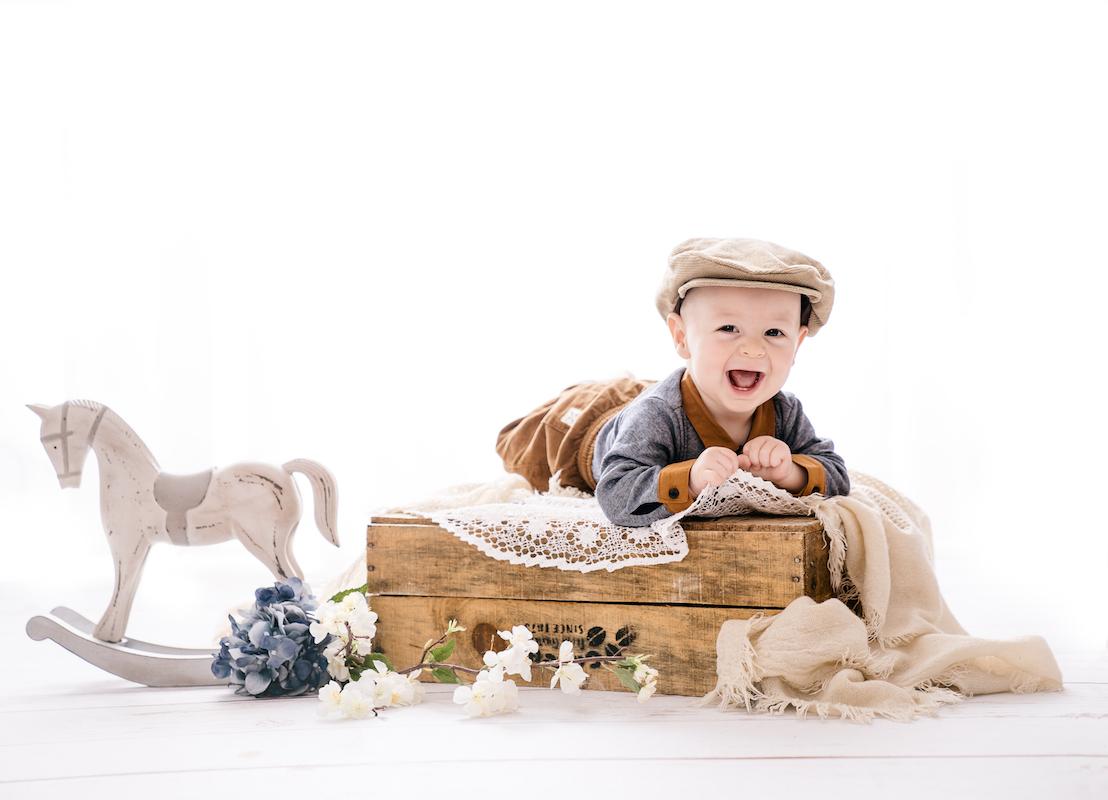 Babys-Kleinkinder Spielkiste