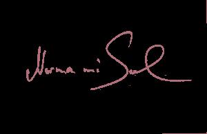 Unterschrift Norma Mi Sol